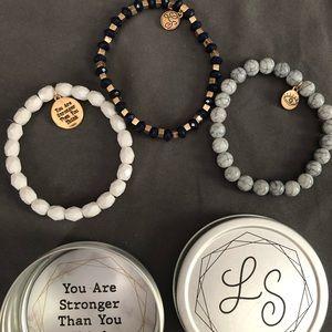 Lily Sky bracelet set